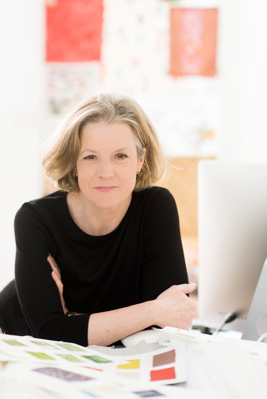 Sarah King - Textile Designer RDI